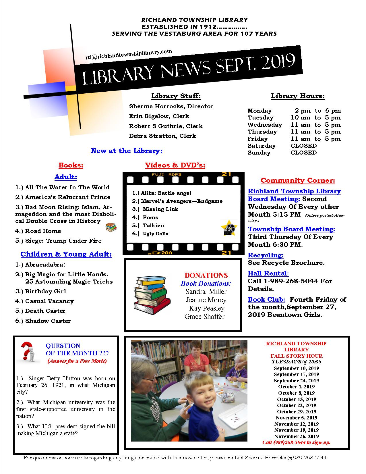Richland Township Library